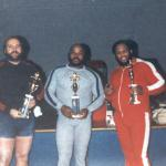 Jan 1984 at 275 with Walter, William Link, and Ivan Minter on right( South Boston Va.)